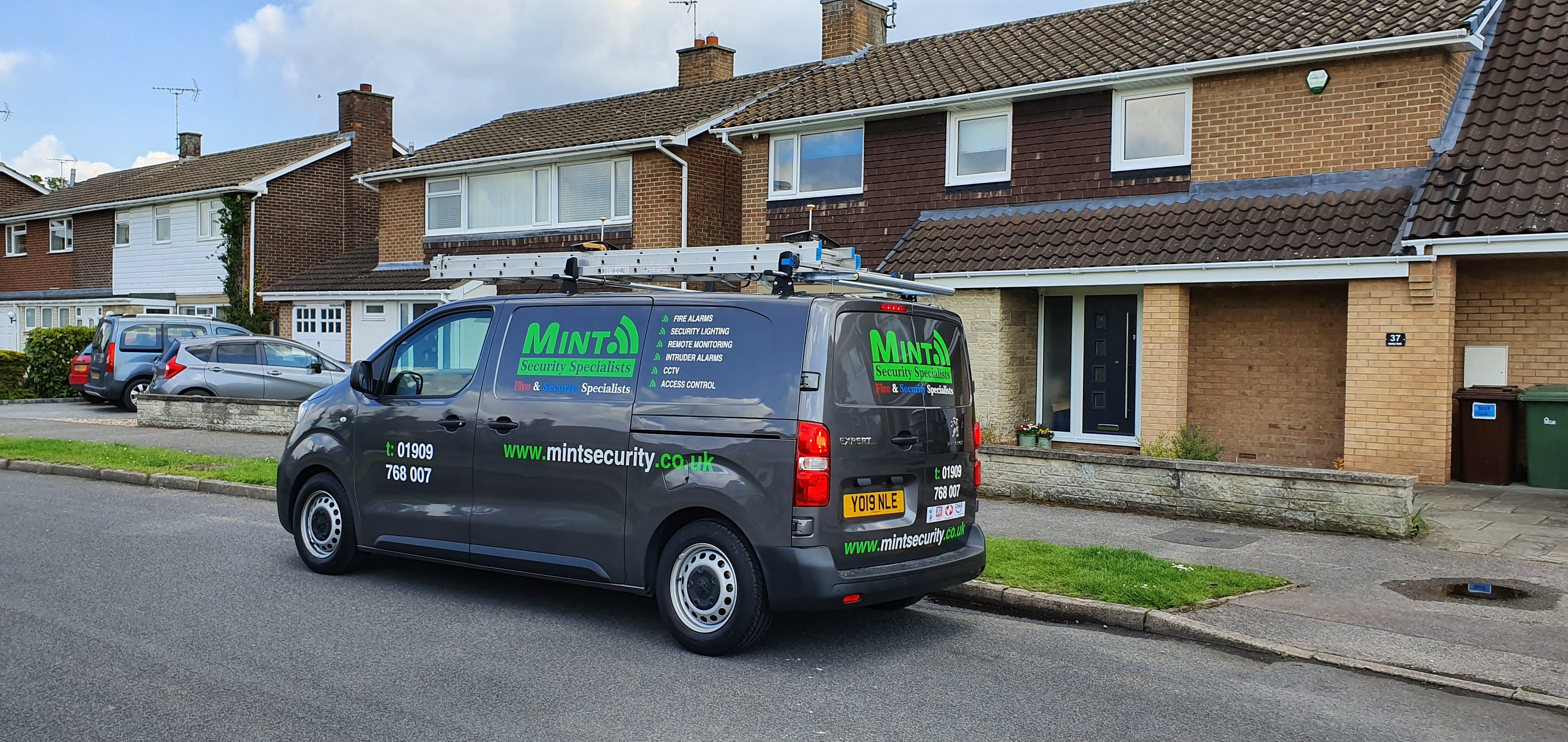 Burglar Alarm repair service